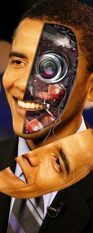 The Manchurian Obama Terminator