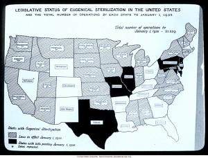 legal United States eugenics map